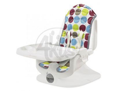 The First Years Polohovací dětská krmící židlička Deluxe