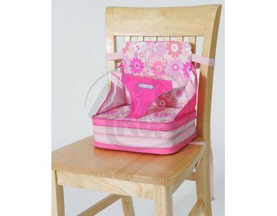 The First Years Samonafukovací krmící židlička