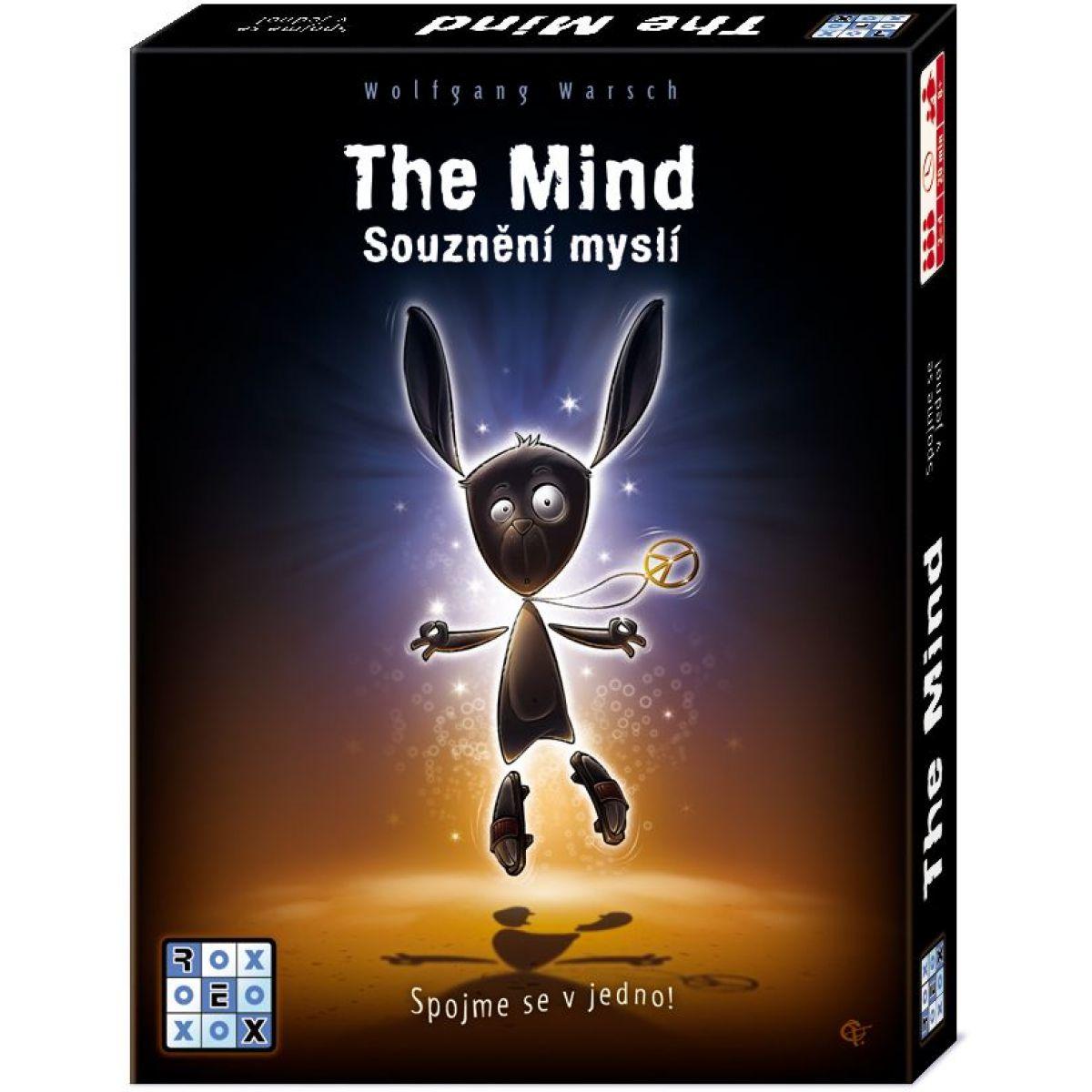 REXhry The Mind Súznenie myslí