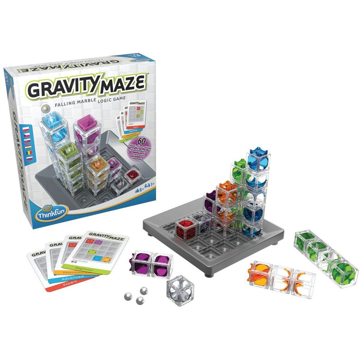 ThinkFun Gravity Maze věže
