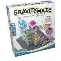ThinkFun Gravity Maze věže 3
