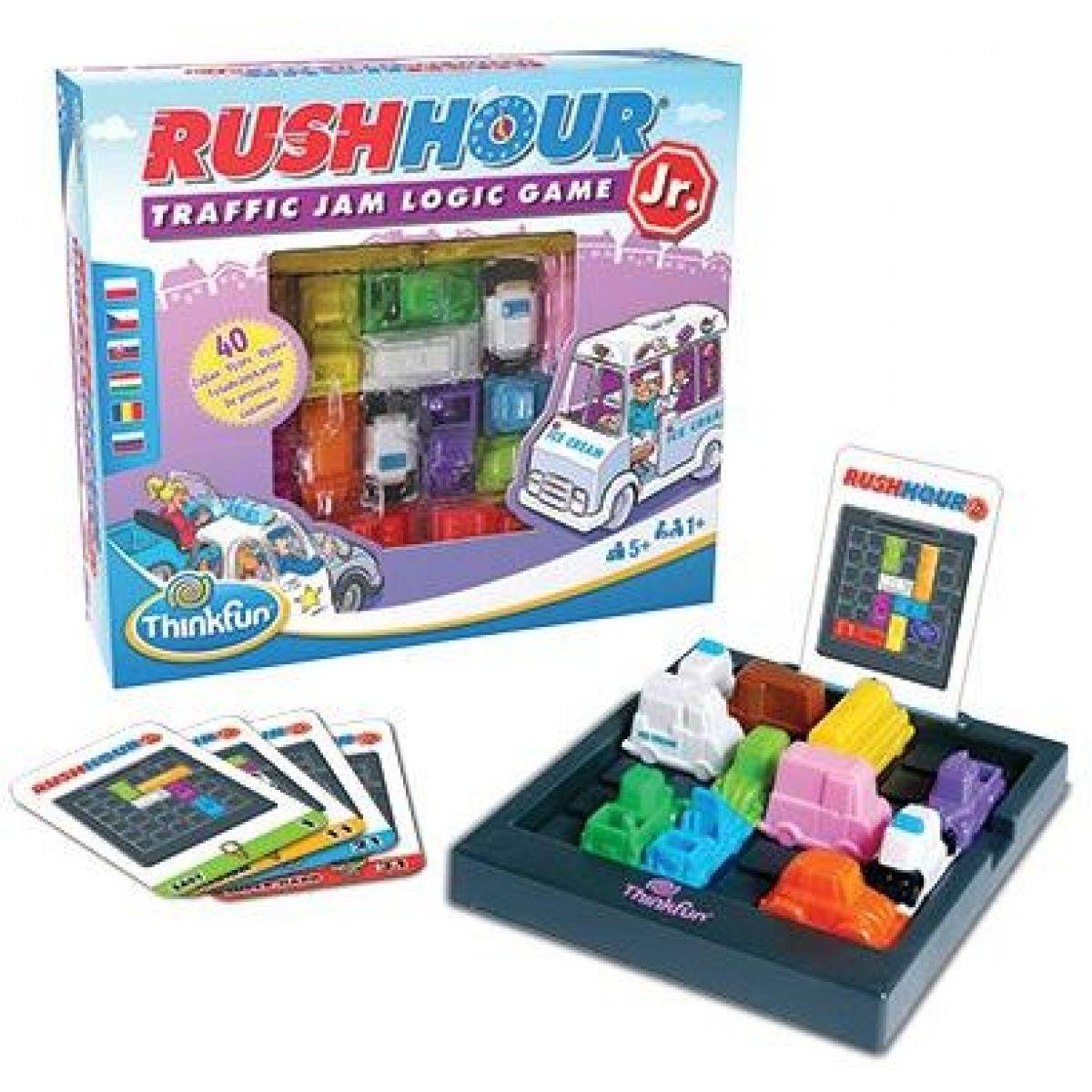 ThinkFun ThinkFun Rush Hour Junior