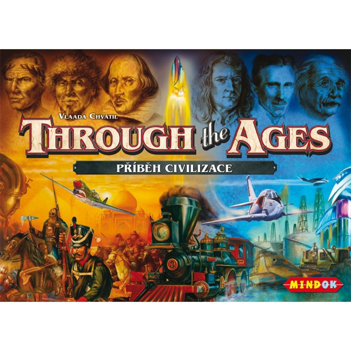 Mindok 300464 - Through the Ages: Příběh civilizace