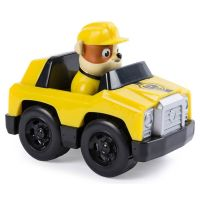 Tlapková patrola autíčka Rubble džíp