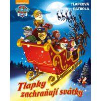 Tlapková patrola Tlapky zachraňují svátky Aleš Sirný