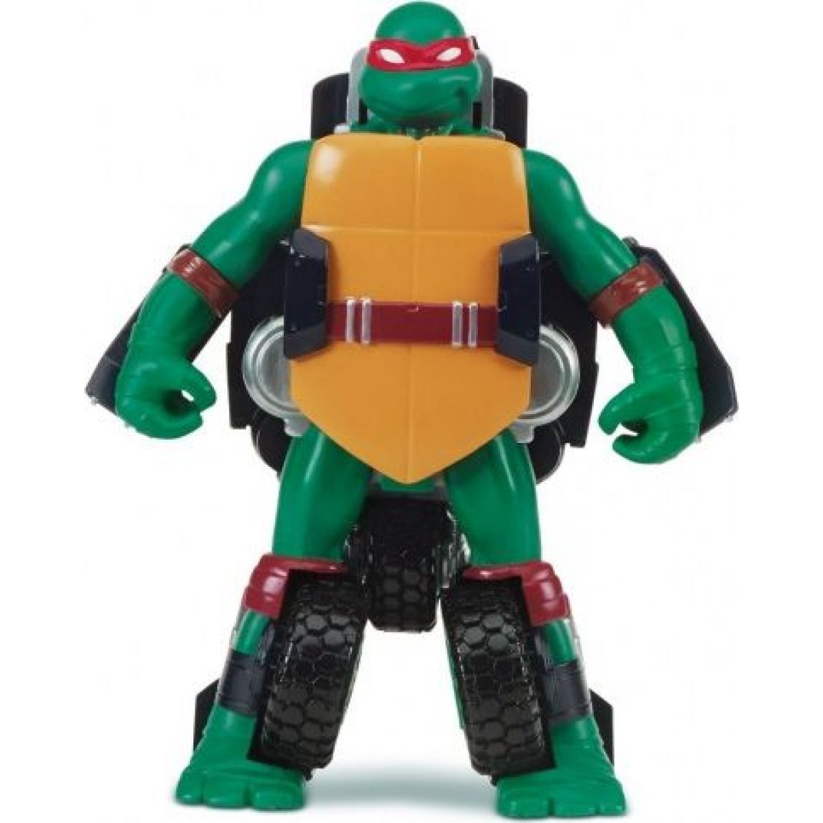 Playmates TMNT Želvy Ninja Transform to vehicle Raphael