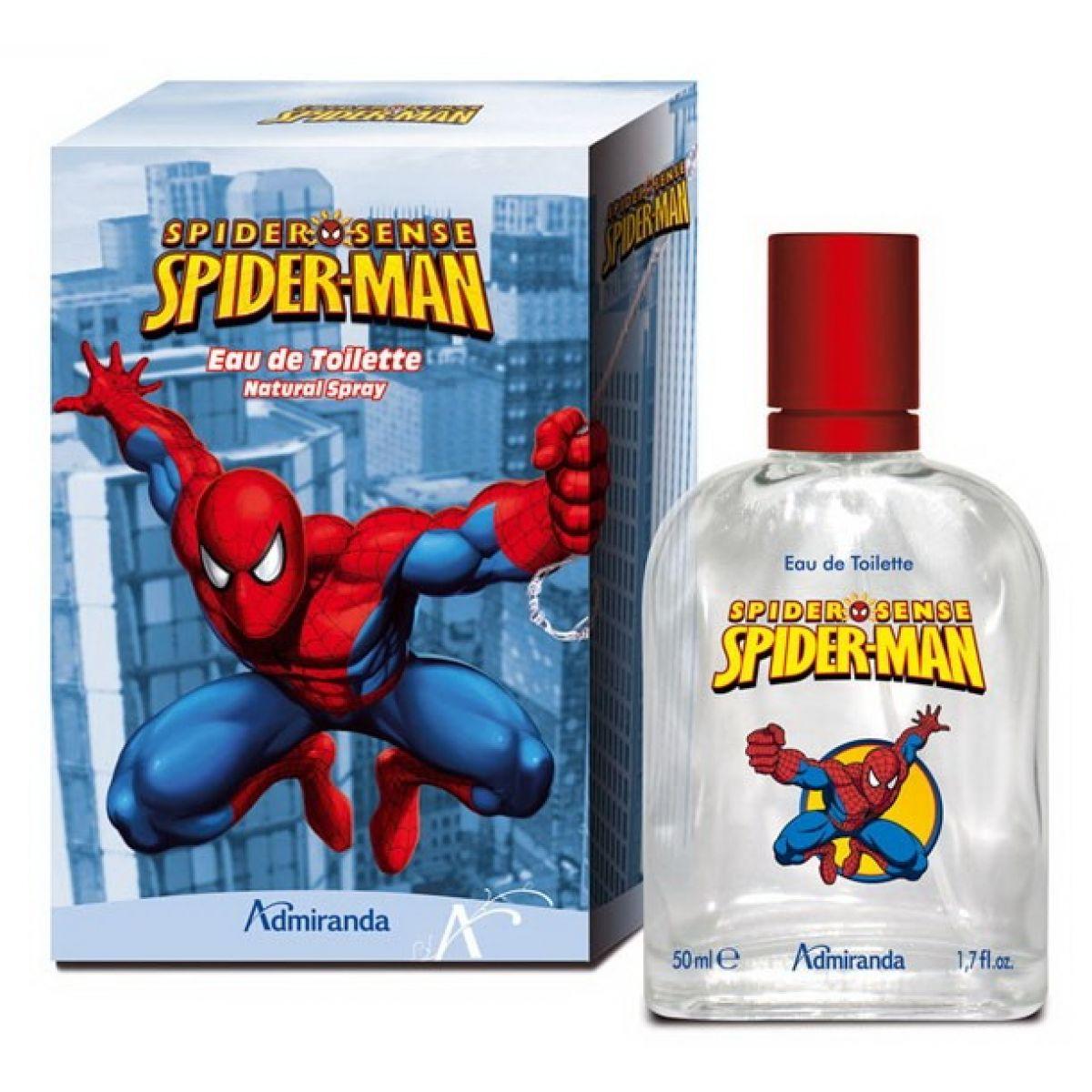 Toaletní voda Spiderman 50 ml