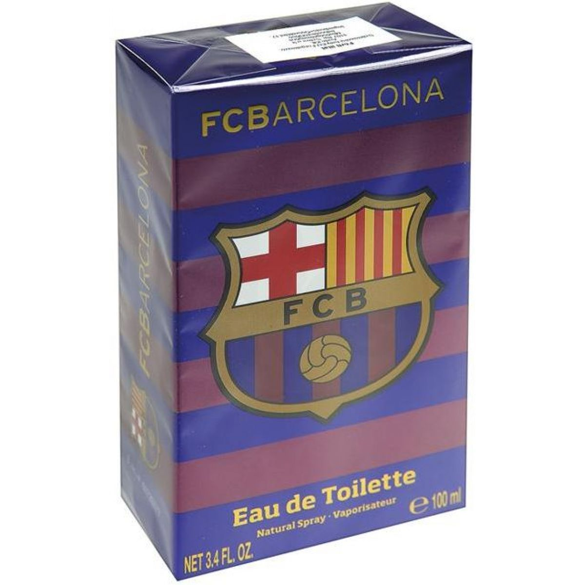 Toaletní voda FC Barcelona 100ml