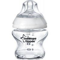 Tomme Tippee Kojenecká láhev C2N 150 ml skleněná 0m+