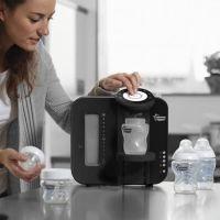 Tomme Tippee Přístroj na přípravu kojeneckého mléka Perfect Prep Black 3