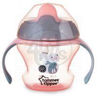 Tommee Tippee Explora Netekoucí hrnek First Cup 150 ml - Růžová