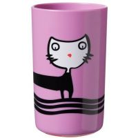 Tommee Tippee Hrnek stabilní Super Cup 300 ml 12m+ růžový