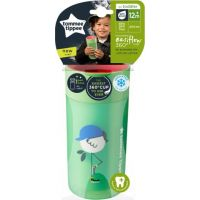 Tommee Tippee Netekoucí termohrnek Easiflow 250 ml Zelený 6