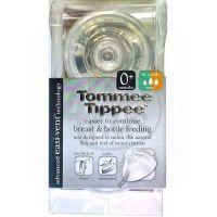 Tommee Tippee 422140TT - Náhradní savička C2N, variabilní průtok, 0+, 2ks