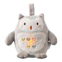 Tommee Tippee Nočné svetlo s hudbou Grofriend Ollie the Owl