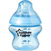Tommee Tippee Sada kojeneckých lahviček C2N s kartáčem modrá 3