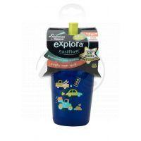 Tommee Tippee Sportovní kelímek Explora s obrázkem 360 ml tmavě modrý 2