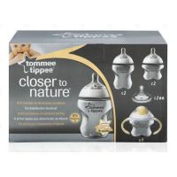 Tommee Tippee 423551TT - Startovací sada kojeneckých lahviček C2N