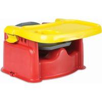 Tomy Cars Přenosná jídelní židlička 3