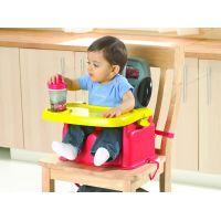 Tomy Cars Přenosná jídelní židlička 5
