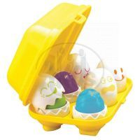 Tomy Zábavná pískací vajíčka