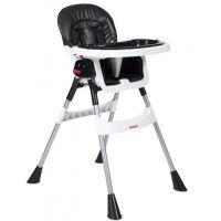 Topmark Jess židle vysoká černá