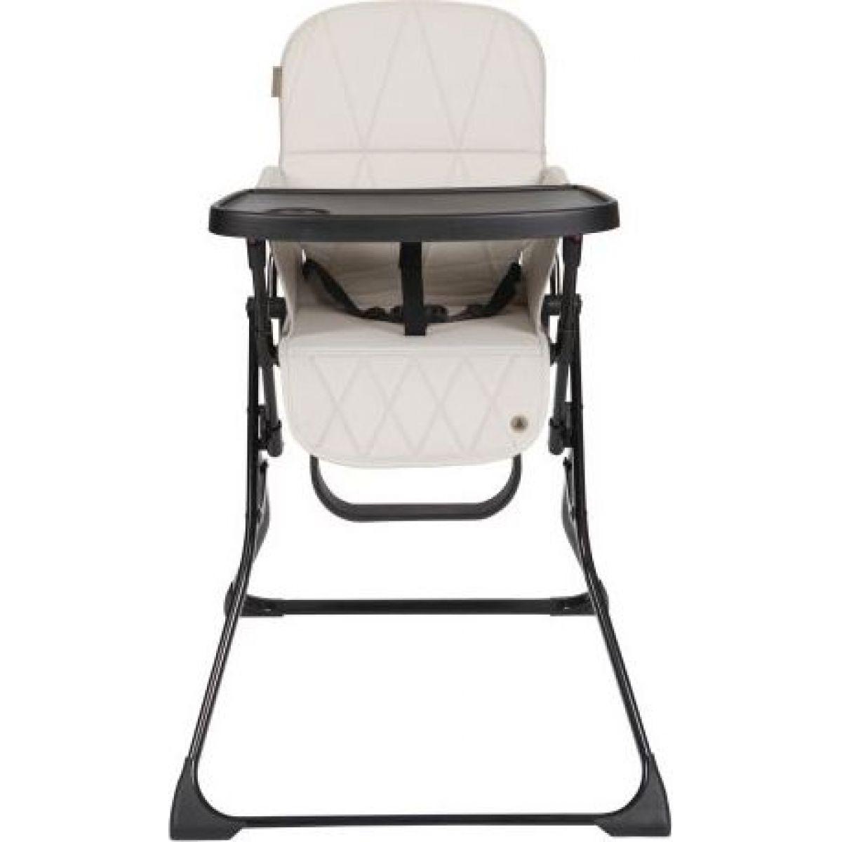 Topmark Lucky jídelní židle šedobéžová