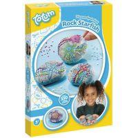 Totum Rock Starfish zdobenie kameňov