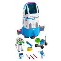 Mattel Toy story 4 příběh hraček Buzz herní set