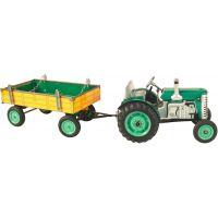 Kovap Traktor a valník - Zelená
