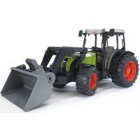 Bruder 02111 - Traktor Claas Nectis a čelní nakladač