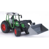 Bruder 02101 Traktor Fendt Farmer 209S se lžící