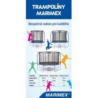 Trampolína Marimex 244 cm 5