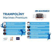 Trampolína Marimex Premium 366 cm 6