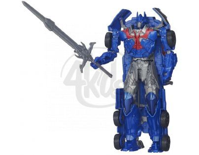 TRANSFORMERS 4 Optimus Prime transformace otočením (A9854)