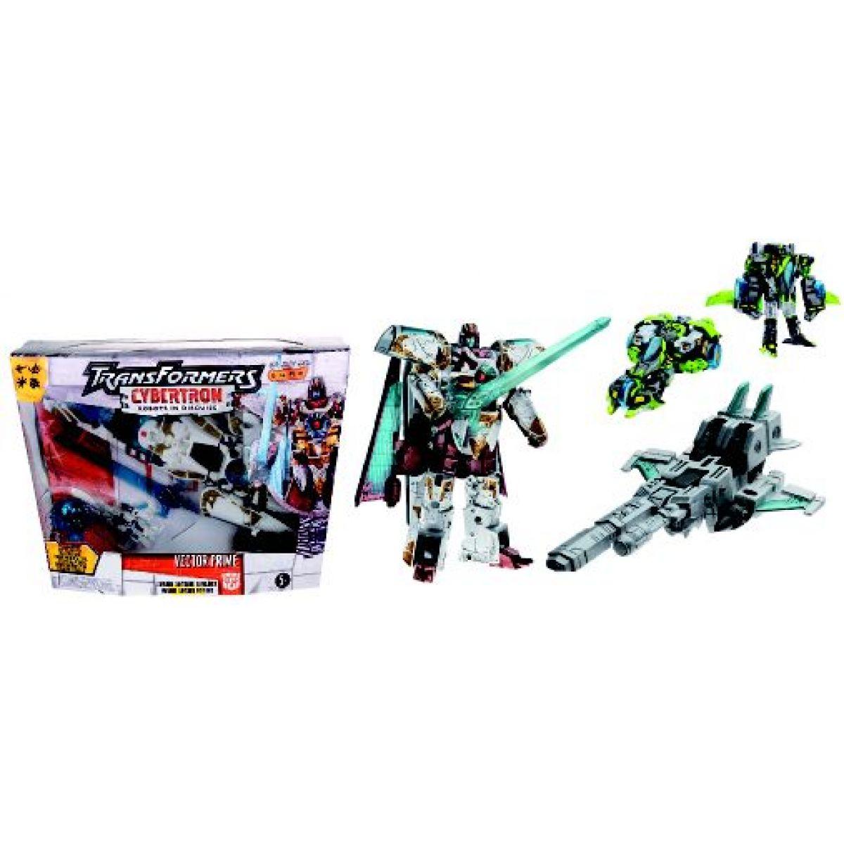 Transformers Cybertron Voyager