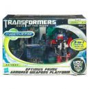 Transformers Cyberverse hrací set Hasbro 28706 - Optimus Prime Armored Weapons 4