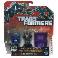 Transformers Generations transformovatelné disky A1421 - Poškozený obal