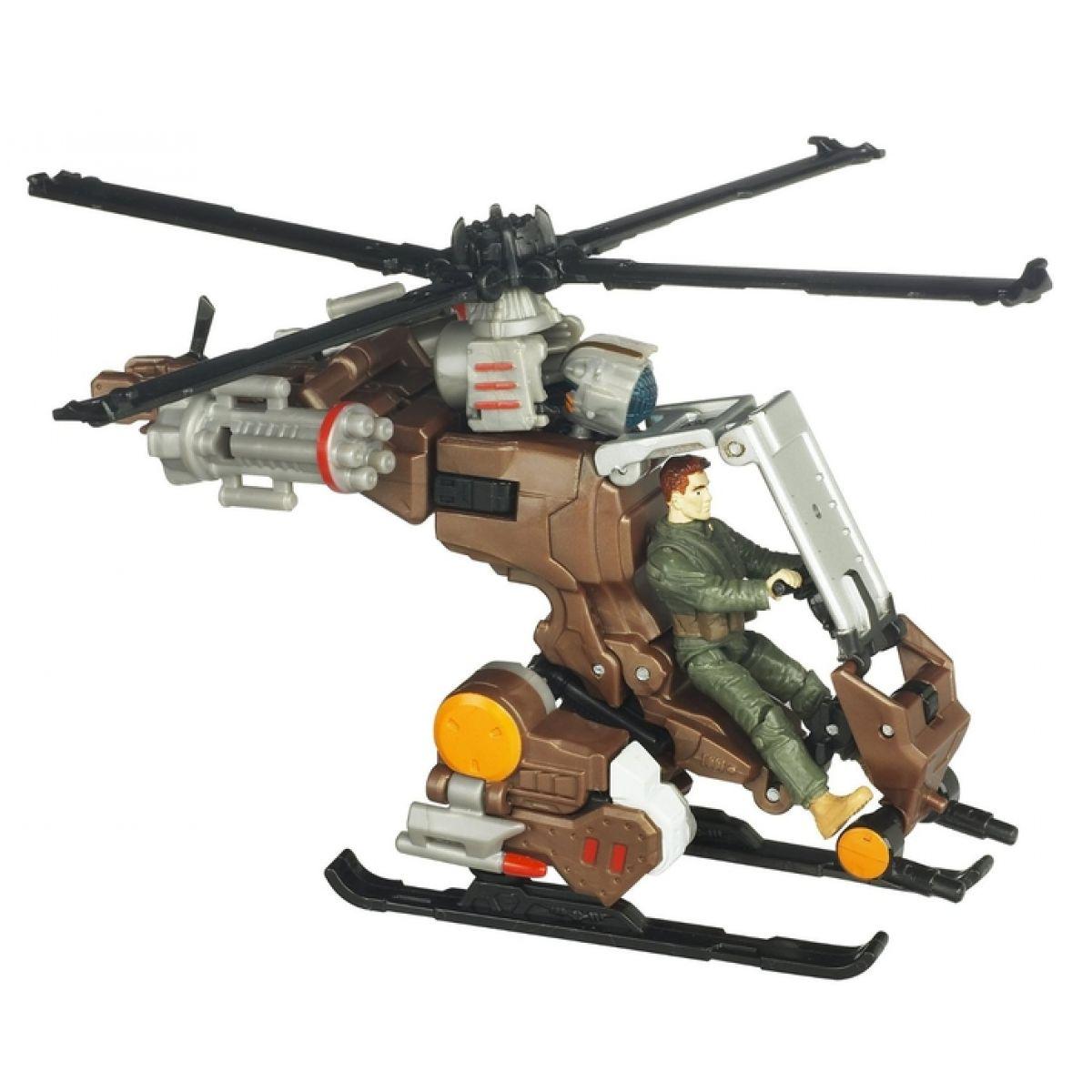 Transformers human alliance základní figurka Hasbro 28752 - Major Sparkplug a Whirl