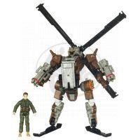 Transformers human alliance základní figurka Hasbro 28752 - Major Sparkplug a Whirl 2
