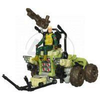 Transformers human alliance základní figurka Hasbro 28752 - Private Dedcliff a Sandstorm 2