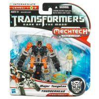 Transformers human alliance základní figurka Hasbro 28752 - Private Dedcliff a Sandstorm 3