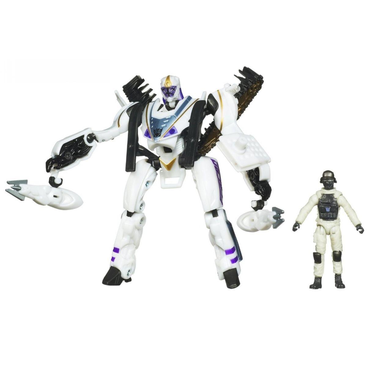 Transformers human alliance základní figurka Hasbro 28752 - Sergeant Chaos a Icepick
