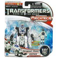 Transformers human alliance základní figurka Hasbro 28752 - Sergeant Chaos a Icepick 4