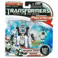 Transformers human alliance základní figurka Hasbro 28752 - Spike Witwicky a BackFire 5
