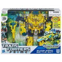 Transformers Prime Cyberverse Hasbro 38003 - Bumblebee Battle Suit 5