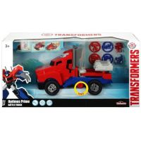 Dickie Transformers RID Optimus Prime Battle Truck