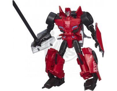 Hasbro Transformers s pohyblivými prvky - Sideswipe