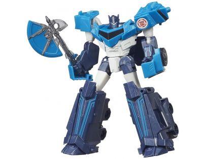 Hasbro Transformers s pohyblivými prvky - Blizzard Strike Optimus Prime