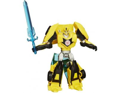 Hasbro Transformers s pohyblivými prvky - Bumblebee